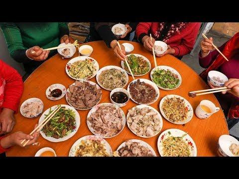 美食台 | 大雪,這頓飯吃完就快過年啦!
