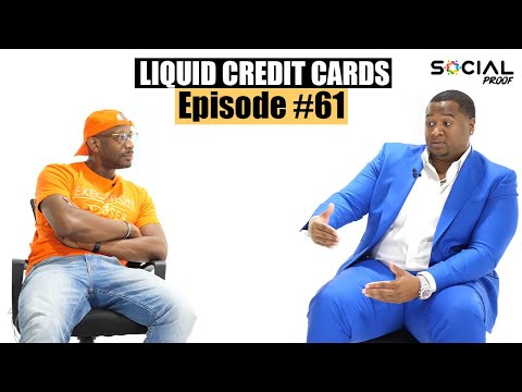 Episode #61 Marcus Barney - Liquid Credit Cards