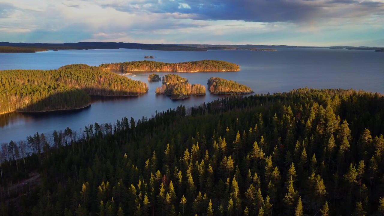 Beautiful Nature From Finland
