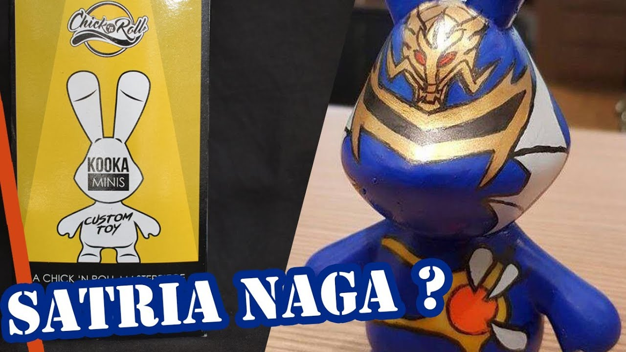 Satria NAGA Kooka X Satria Heroes