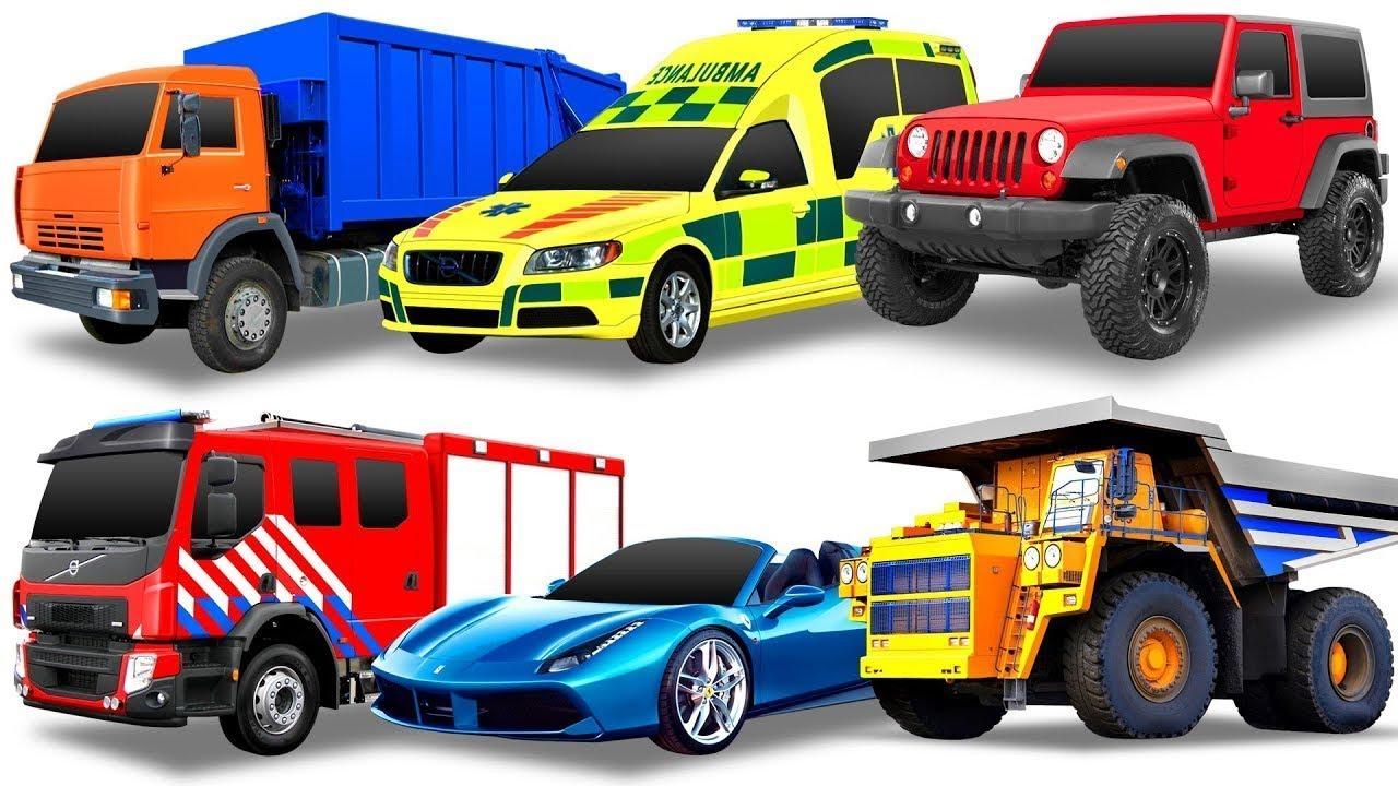 Транспорт и спецтехника презентация пассажирские перевозки коми