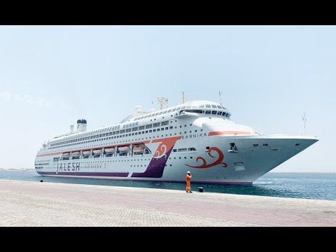 Dubai to Bahrain Cruise | Jalesh Karnika Cruise Part 02/02