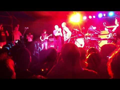 "Dead Milkmen live @ MWTX fest - SXSW 2011 - ""Bitchin' Camaro"""