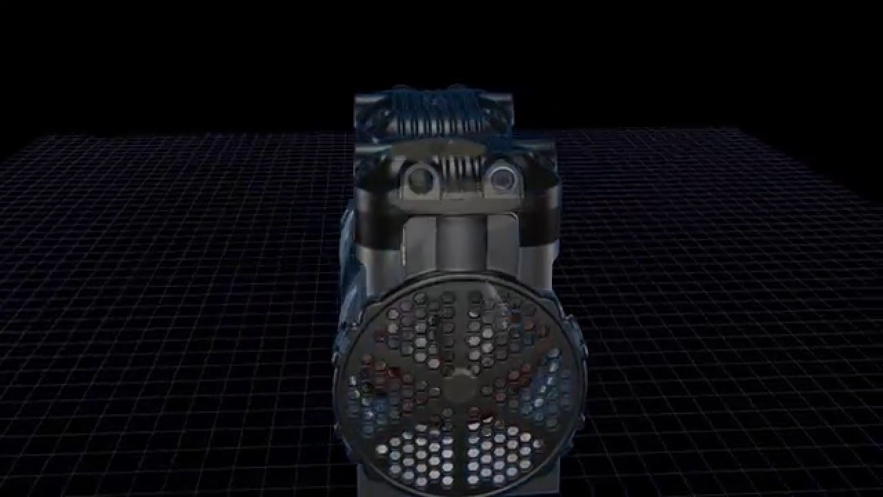 Gast 87r Wiring Diagram Not Lossing Motor 86 87 R Series Youtube Rh Com D League Delaware Ju Stuka
