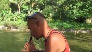 The Aklan Nose Flute with Cha-Cha.
