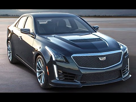 200 Mph Cadillac Cts V 2016 First Commercial New Model 2017 Carjam Tv 4k