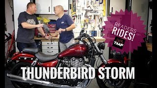 Readers Rides - Triumph Thunderbird Storm Review
