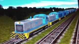 My Trainz 2004 Creations (1of2)
