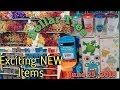 Come with me to the Dollar Tree💕 Exciting NEW Items/June 25, 2018