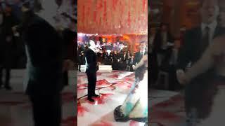 رامي عياش يحيي حفل خطوبة العروسين مبروك يا حياة قلبي ميروك
