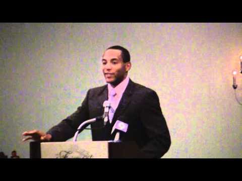 #2 Tyrone Smith At BTFA Award Banquet Bermuda December 18 2011