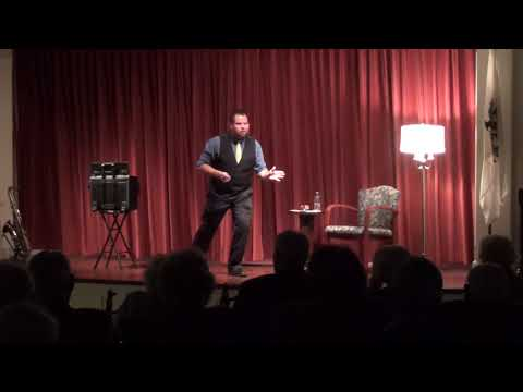 Jonas Cain's Interactive Comedy Magic Show!
