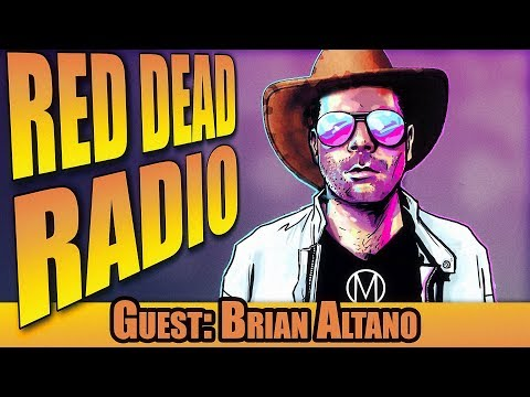 Brian Altano Talks Red Dead Redemption 2, West Coast Hip Hop, and Oregon Trail: Red Dead Radio Ep. 3