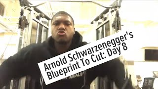 ARNOLD BLUEPRINT TO CUT | CHEST & BACK ROUTINE | 4AM FITNESS | FAT TO FAB