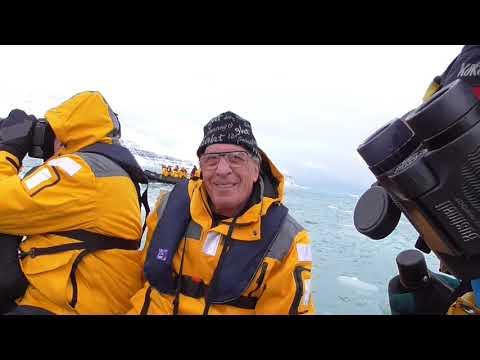 Ocean Nova East Greenland Cruise: One Last Zodiac in Viking bay