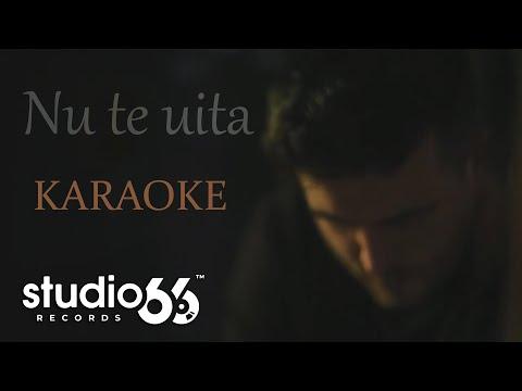 George Hora - Nu te uita (Karaoke)