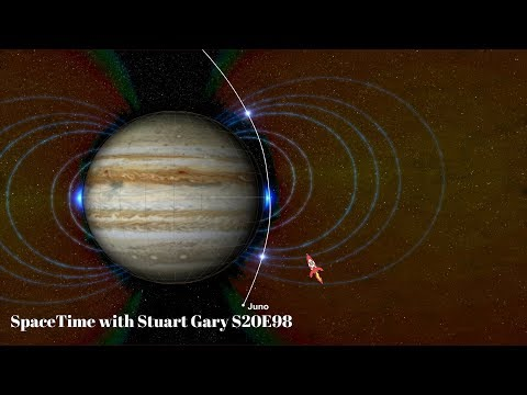 Juno probes the depths of Jupiter's Great Red Spot - SpaceTime with Stuart Gary S20E98