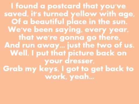 Jason Aldean Im Just A Man Lyrics