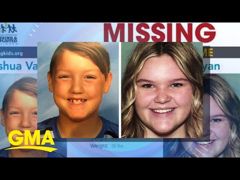Authorities reportedly search national park for missing Idaho siblings l GMA