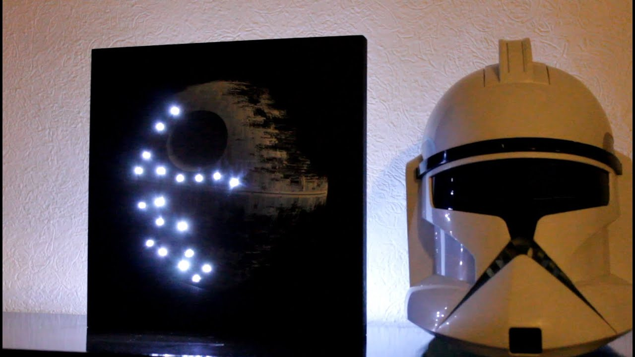 Ideas Para Decorar Una Habitacion De Star Wars