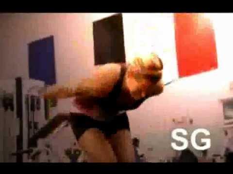 Dara Torres se preparando para as Olimpíadas de Londres 2012!