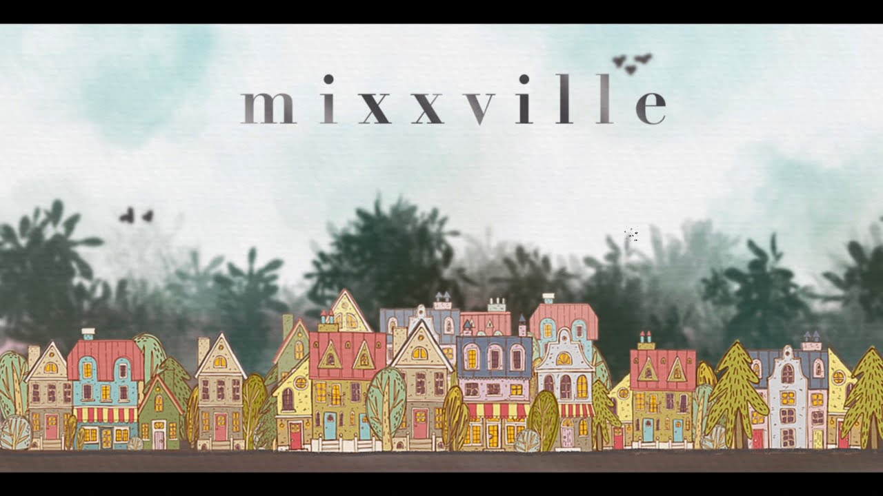 MIXXVILLE | Welcome to my Patreon kingdom!