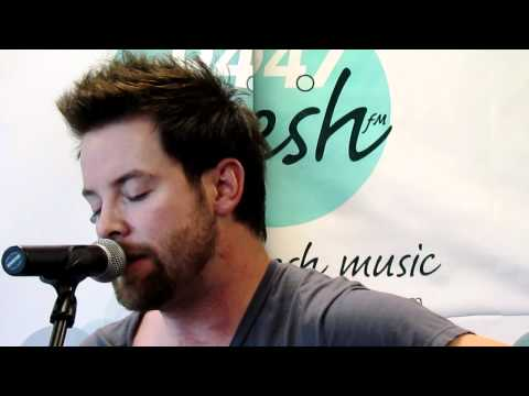 "David Cook Acoustic ""Light On"" 4/28/11"