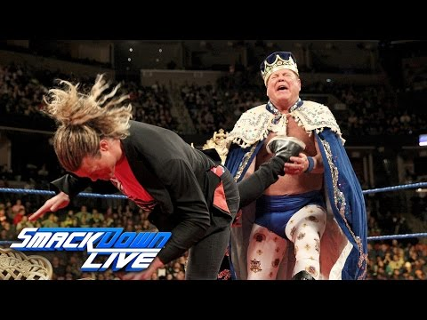 smackdown (1/17/2017) - 0 - This Week in WWE – SmackDown (1/17/2017)