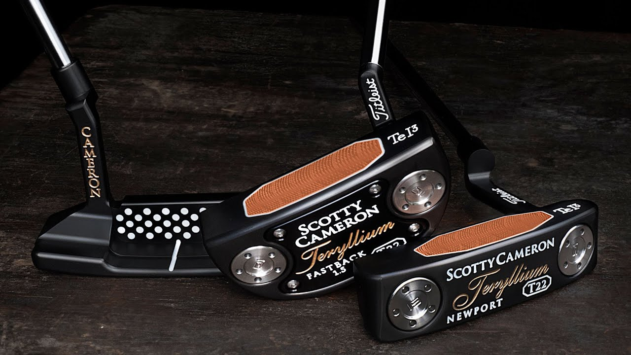 Teryllium T22 | Scotty Cameron Putters