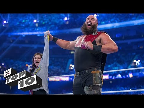 Most shocking moments of 2018: WWE Top 10, Dec. 22, 2018