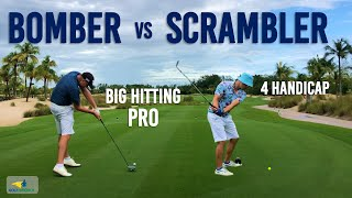 Where's the difference BIG HITTER vs SCRAMBLER - WHICH IS BETTER?