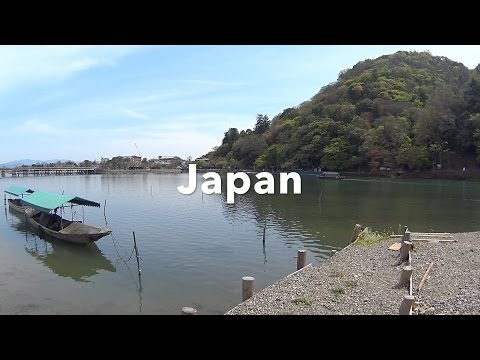 Tokyo & Kyoto | A Trip To Japan | Sony HDR-AS200V ActionCam