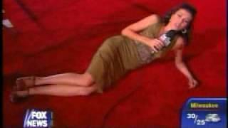Kiran in Vegas on the Red Carpet