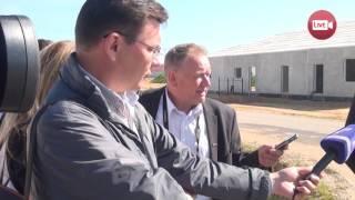 Премьер-министр Беларуси посетил Слоним (9 июня 2017)