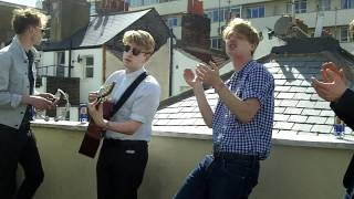 The Crookes - The Cooler King acoustic for It