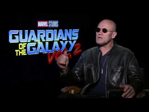 Guardians of the Galaxy Vol. 2 Interview - Michael Rooker