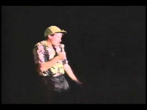 Robin Williams Singing Fire by Bruce Springsteen As Elmer Fudd
