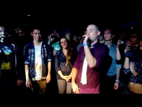 Christoph Waltz vs. Sigmund Freud – Epic Rap Battles of History Live!