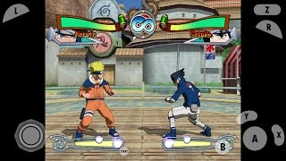 [Test] Dolphin Emulator Android Naruto Clash of Ninja 2   Xiaomi MI5s SnapDragon 821
