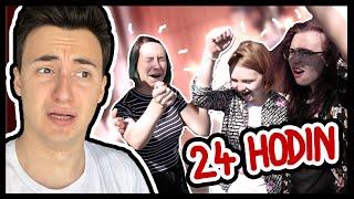 Můj tým mě 24 HODIN IGNORUJE (Fizistyle parodie) | Lukefry