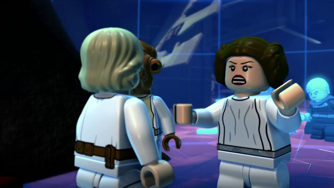 Download LEGO Star Wars - The New Yoda Chronicles - Episode 4: CLASH OF THE SKYWALKERS