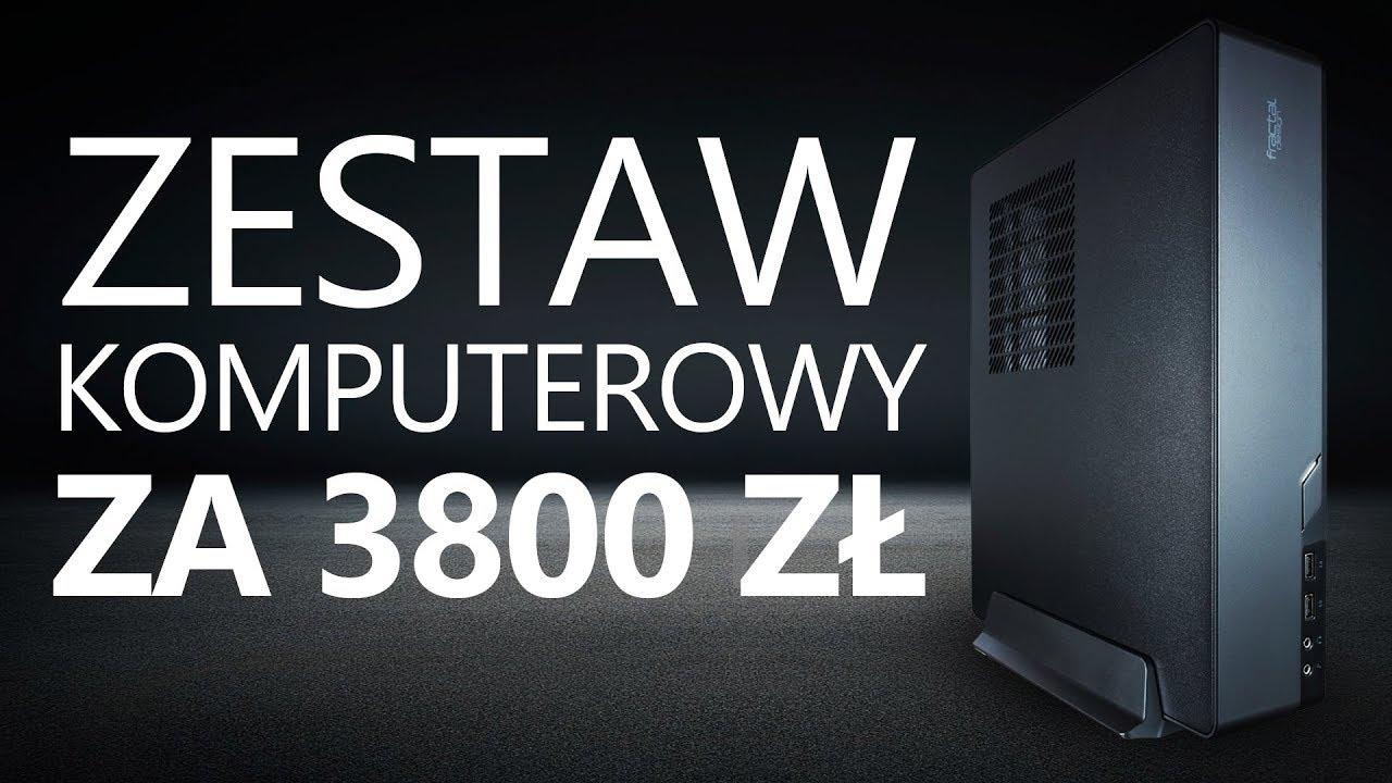 Komputer o Wielkości Konsoli  – Zestaw za 3800ZŁ!