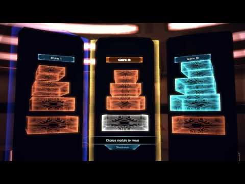 Mira Core Puzzle - Mass Effect