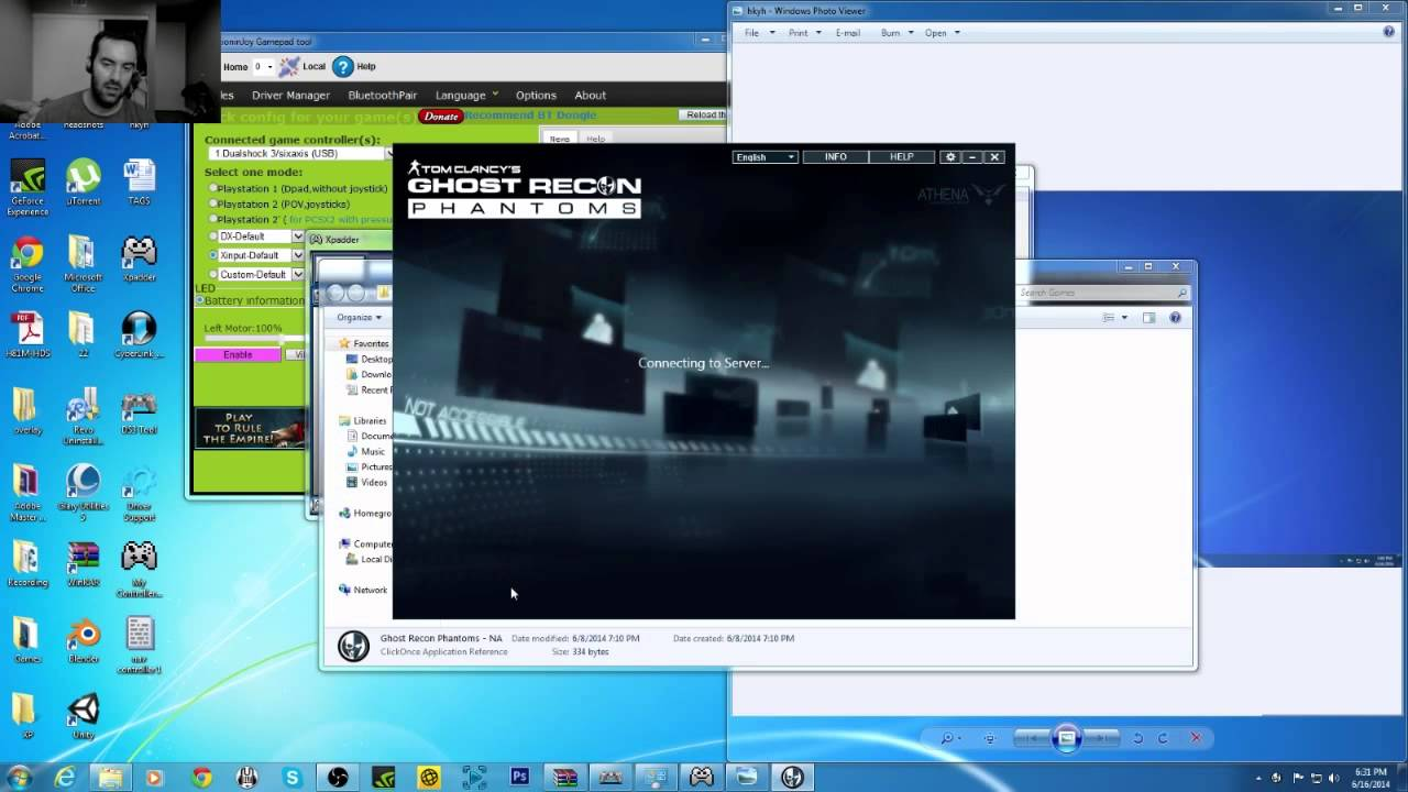 PS4# to PC# How to setup a controller for PC with # ...