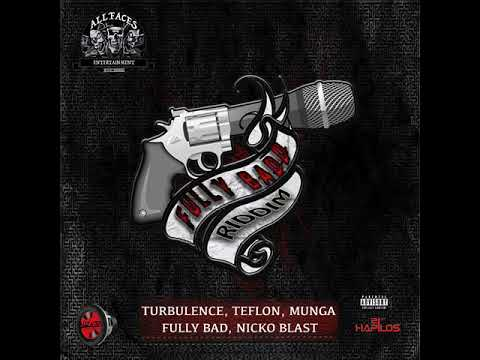 TURBULENCE - CAN COME CHAT UP (Official Audio) |ALL FACES ENT |FULLY BADD RIDDIM | 21st Hapilos 2017