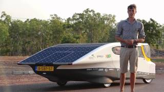 Stella سيارة تنتج طاقة كهربائية أكثر مما تستهلكها