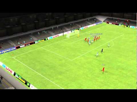 Santutxu vs Chantrea - Gol de Alkorta 7 minute