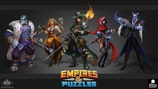 Empires & Puzzles: NEW EVENT! NEW HEROES! IN DEPTH!