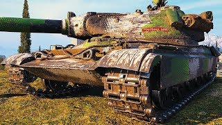60TP - I HAVE A BIG GUN - World of Tanks Gameplay
