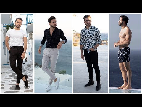 MENS FASHION INSPIRATION LOOKBOOK | EASY OUTFITS FOR MEN | Alex Costa